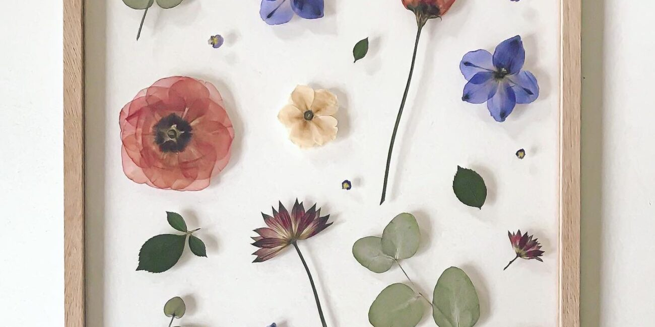 Flower Preservation